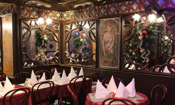 Restaurant La Crémaillère 1900 - Nouvel An à Paris