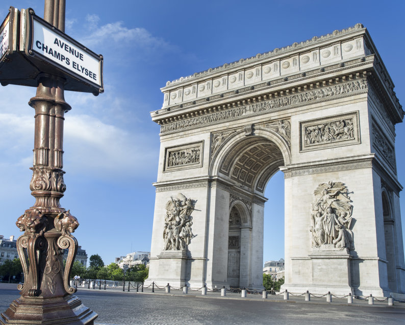 TOP 10 of the most beautiful places in Paris - Come to Paris